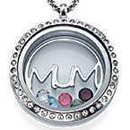 MUM Floating Locket