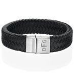 Men's Monogram Bracelet