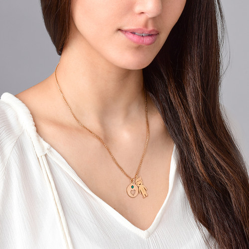 Rollo Chain - Rose Gold Plated - 2