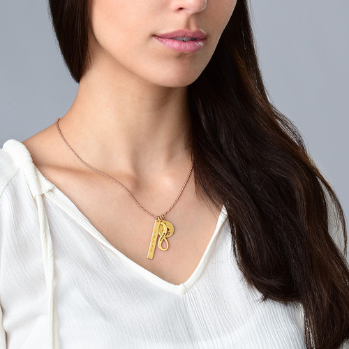 Rope Chain - Rose Gold Plated - 2