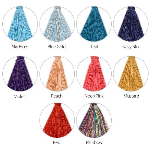 Tassel Colors