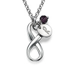 True Blood Infinity Necklace