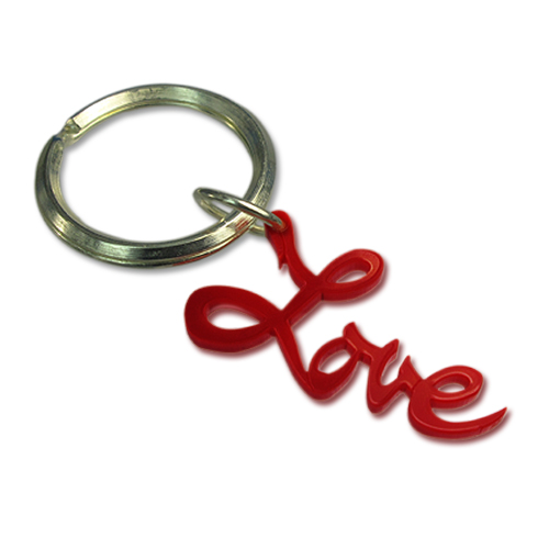 Love Keychain Wallpaper : colored ?LOVE? keychain MyNameNecklace