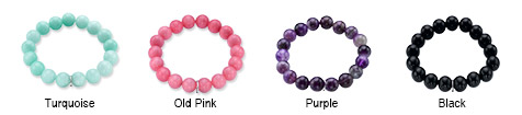 Bead Bracelet Colors