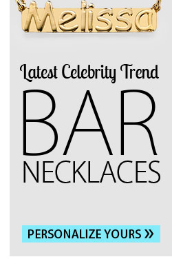 Bar necklacese