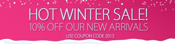 Winter Sale 2015