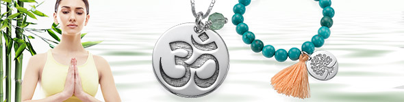 Yoga Inspired Jewelry Trend