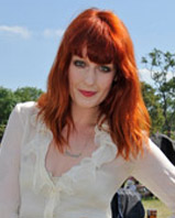 Florence Welch Name Necklace