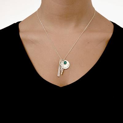 Collana con Ciondolo Personalizzato per Mamme - 2