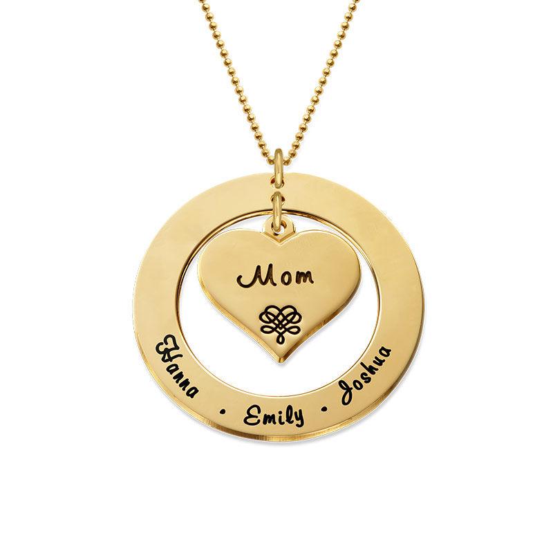 Collana per la Nonna o la Mamma in Oro 10K - 1