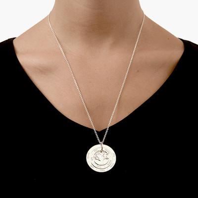 Gioeilli personalizzati per mamme – Collana con Albero della Vita - 2