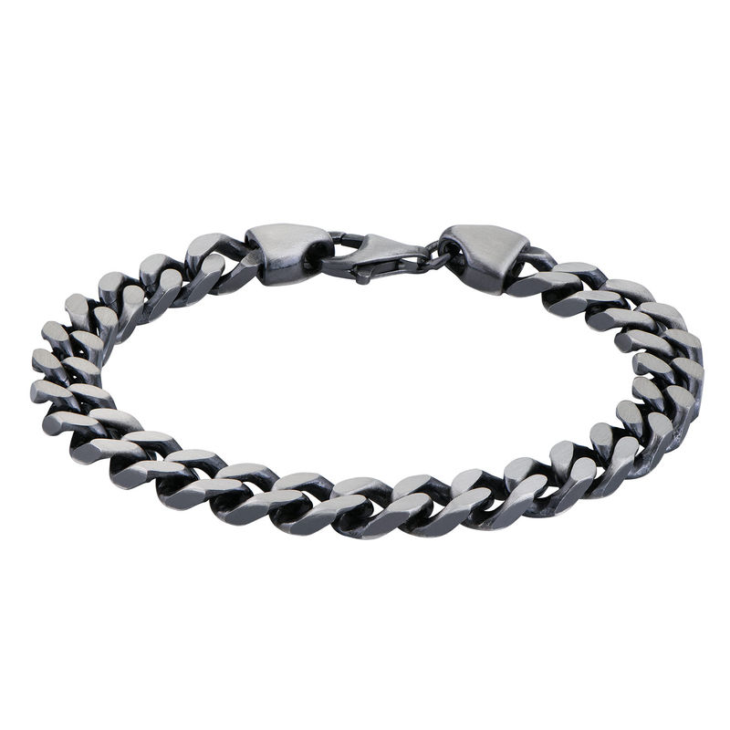 Bracciale Catena da Uomo in Argento product photo