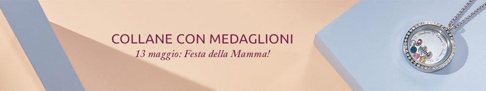 Collane con Medaglione
