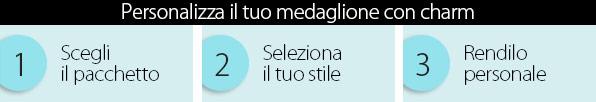 Medaglioni Galleggiante