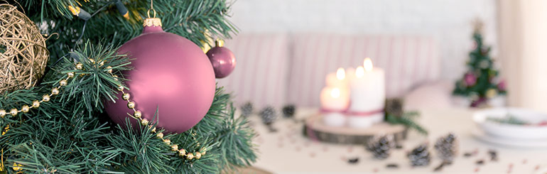 5 Modi di rinnovare la decorazione della tua casa per le feste