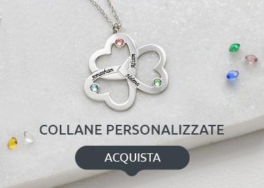 Collane personalizzate
