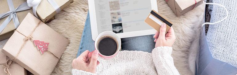 Guida allo Shopping di Natale Online Sicuro