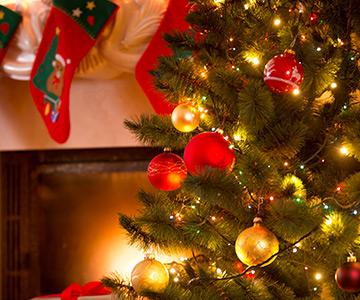 Rinnova le Tue Decorazioni per la Casa di Natale