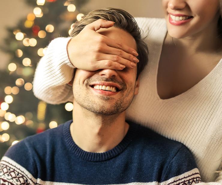 Regalos de Navidad personalizados para hombre