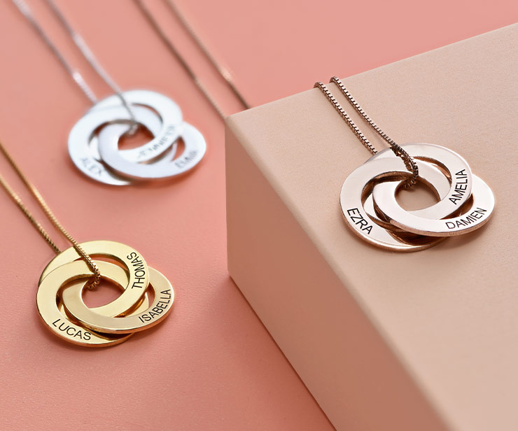 Significado del collar con anillo ruso