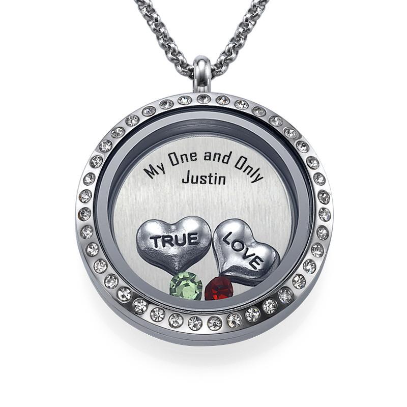 Medallón TRUE LOVE