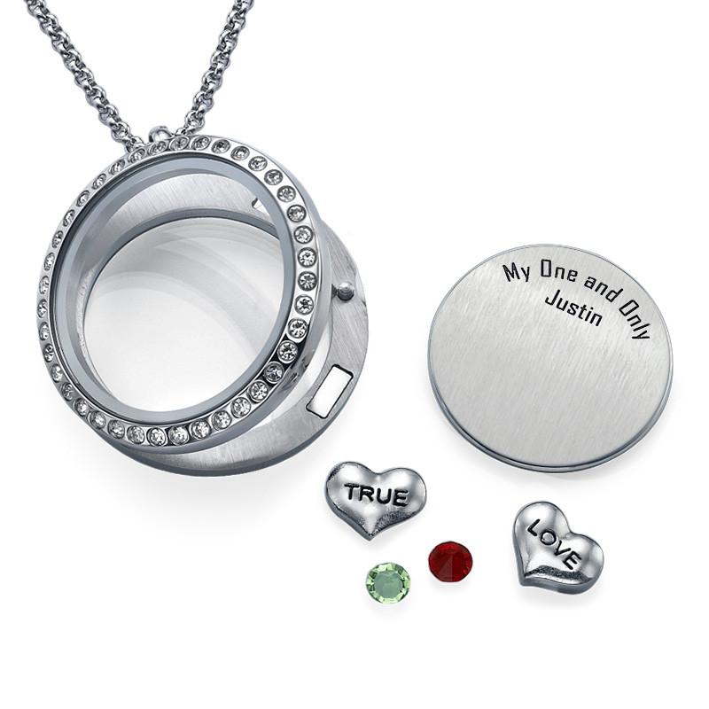 Medallón TRUE LOVE - 1
