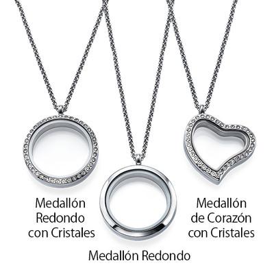 Medallón Amor Infinito - 3