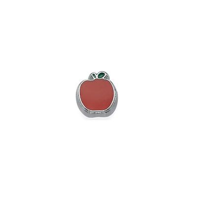 Encanto Manzana para Medallón Flotante