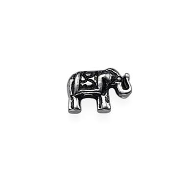 Encanto Elefante para Medallón Flotante