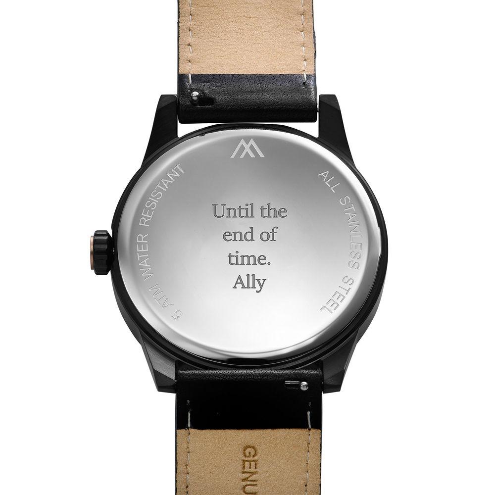 Reloj Minimalista Odysseus Day - 3