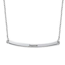 Collar de barra curvado personalizado product photo