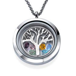 Medallón de Árbol de la Familia foto de producto
