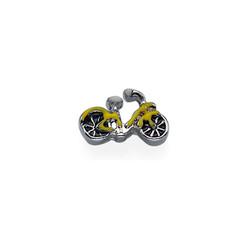 Encanto Bicicleta para Medallón Flotante foto de producto