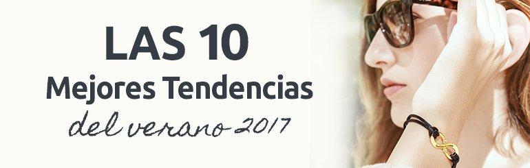 Las 10 Mejores Tendencias de Accesorios del Verano 2017