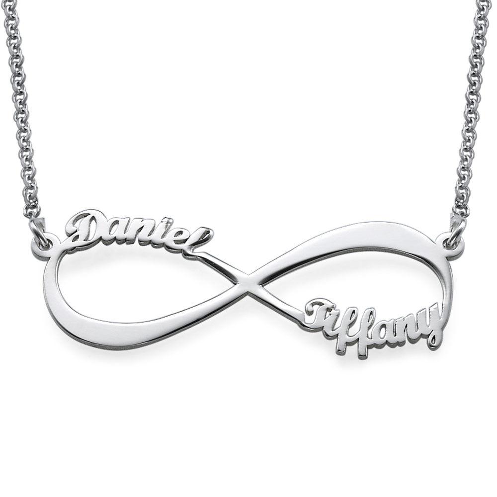 d8baa5792c Collar Infinito Con Nombres | My Name Necklace MX