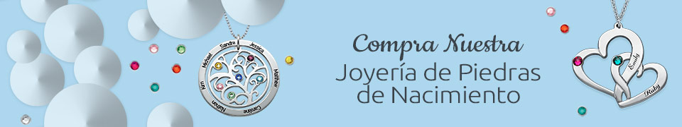 Joyería & Collares Con Piedras