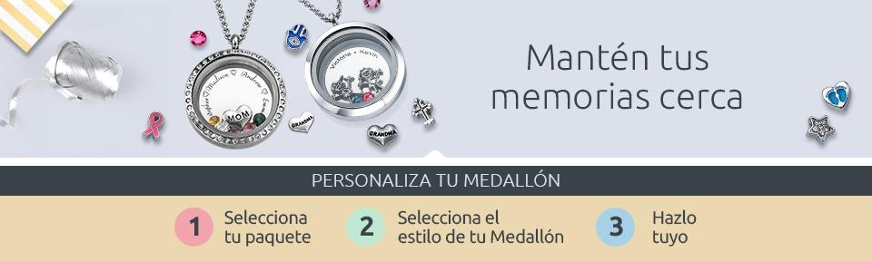 Medallón Flotante