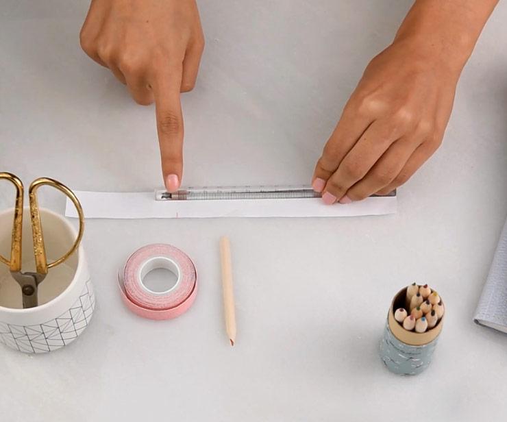 Hoe de maat van je armband meten