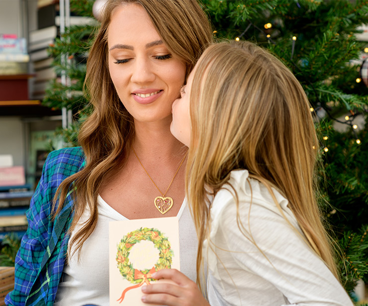 Kerstcadeaus voor moeder