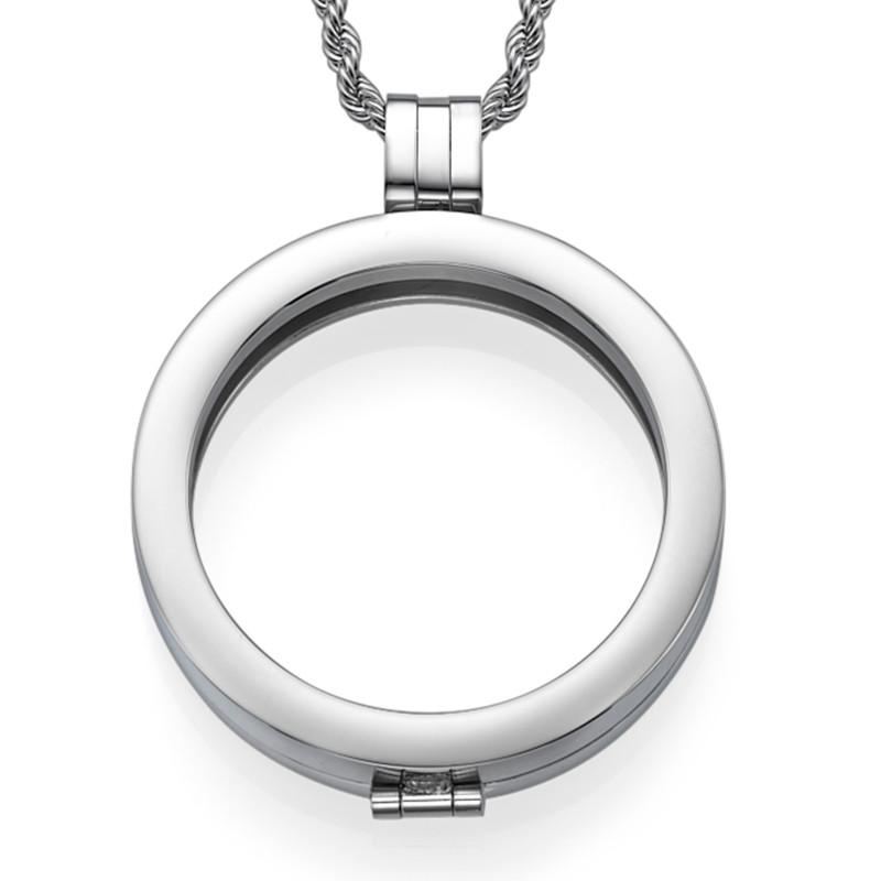 Zilveren Muntmedaillon