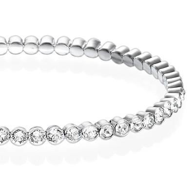 Tennisarmband met Kristallen - 1