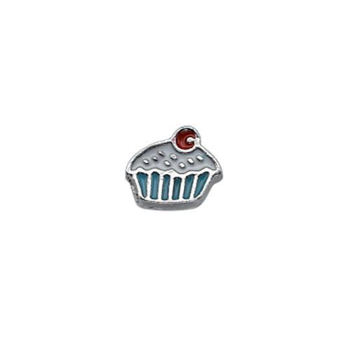 Cupcake Bedel voor Floating Locket