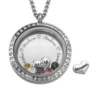 Floating Locket voor Mama's en Oma's