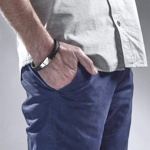Gepersonaliseerde Heren Armband - 2