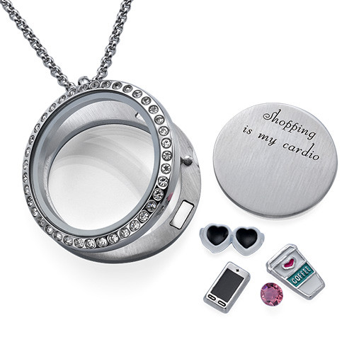 De Floating Locket voor de Fashionista! - 1