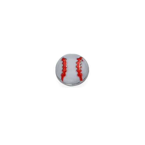 Honkbal Bedel voor Floating Locket