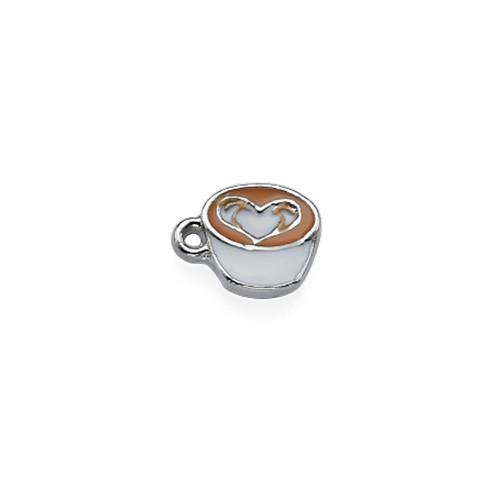 Kopje koffie Bedel voor Floating Locket