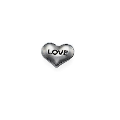 Liefde bedel Bedel voor Floating Locket