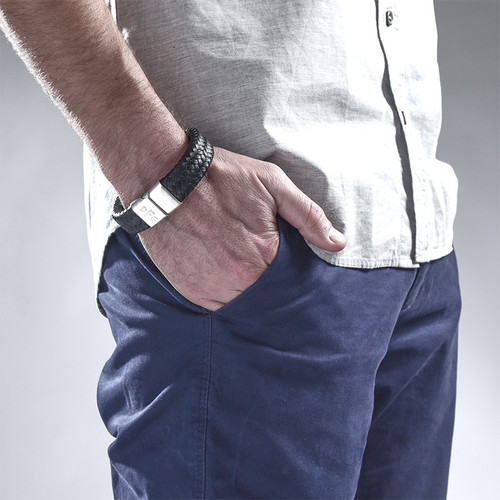 Monogram Armband voor Heren - 3