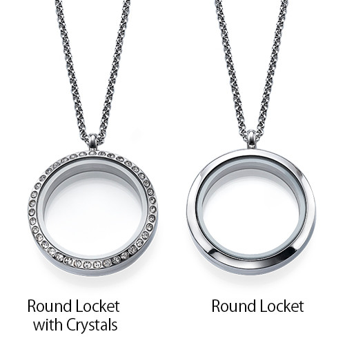 To the Moon and Back Floating Locket - 2